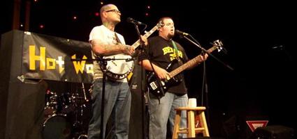 Rockin' B.O.R.E.D. Tour 2005